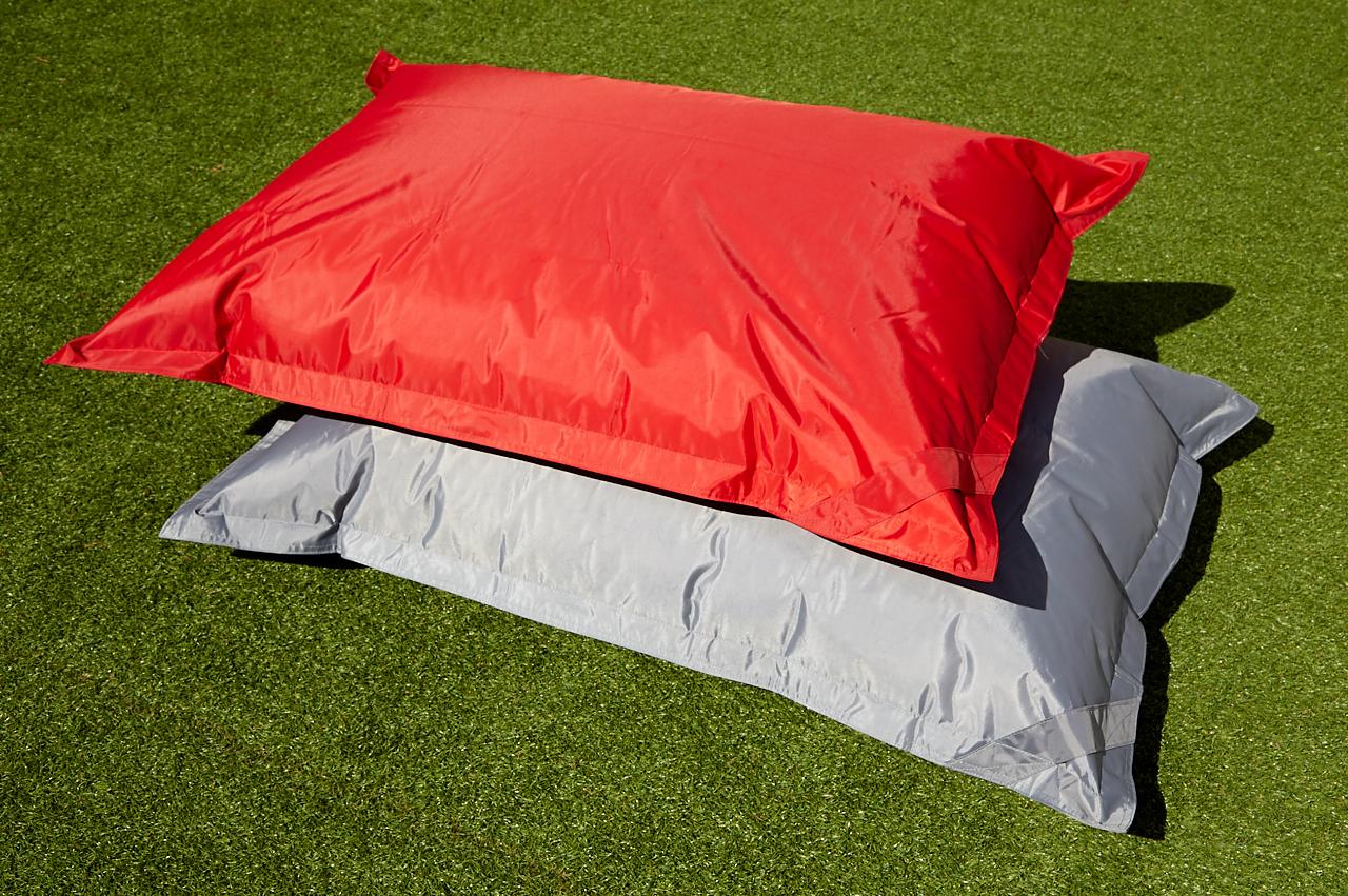 Bbtex Large Garden Patio Waterproof Bean Bag Slab S Red Or